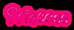 Font Lindas Lament Princess Logo Preview