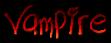 Font Lindas Lament Vampire Logo Preview