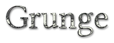 Font Linux Libertine Grunge Logo Preview