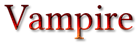 Font Linux Libertine Vampire Logo Preview