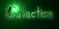 Font Lizzard Galactica Logo Preview