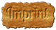 Font Lobster Imprint Logo Preview
