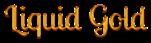 Font Lobster Liquid Gold Logo Preview