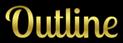 Font Lobster Outline Logo Preview