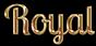 Font Lobster Royal Logo Preview