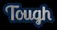 Font Lobster Tough Logo Preview
