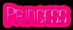 Font Love Bytes Princess Logo Preview