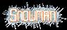 Font Love Bytes Snowman Logo Preview
