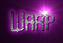 Font Love Bytes Warp Logo Preview