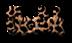 Font Lovesick Cheetah Logo Preview