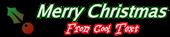 Font Luxi Sans Christmas Symbol Logo Preview
