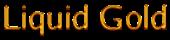 Font Luxi Sans Liquid Gold Logo Preview