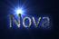 Font Luxi Sans Nova Logo Preview