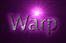 Font Luxi Sans Warp Logo Preview