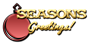 Font MADFONT Seasons Greetings Logo Preview