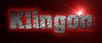 Font Machauer Glas Klingon Logo Preview