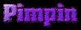 Font Machauer Glas Pimpin Logo Preview