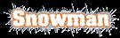 Font Machauer Glas Snowman Logo Preview