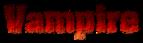 Font Machauer Glas Vampire Logo Preview