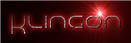 Font Made in Space Klingon Logo Preview