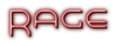 Font Made in Space Rage Logo Preview
