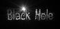 Font Magician Black Hole Logo Preview
