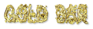 Font Magician Gold Bar Logo Preview