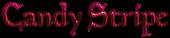 Font Magic the Gathering Candy Stripe Logo Preview