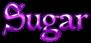 Font Magic the Gathering Sugar Logo Preview