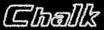 Font Magnum PI Chalk Logo Preview
