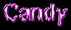 Candy Logo Style