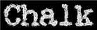 Font McGarey Chalk Logo Preview
