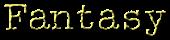 Font McGarey Fantasy Logo Preview