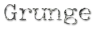 Font McGarey Grunge Logo Preview