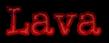 Font McGarey Lava Logo Preview