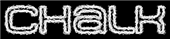 Font MetroDF Chalk Logo Preview