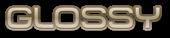 Font MetroDF Glossy Logo Preview