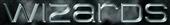 Font MetroDF Wizards Logo Preview