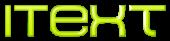 Font MetroDF iText Logo Preview