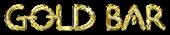Font Metrolox Gold Bar Logo Preview