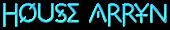 Font Metrolox House Arryn Logo Preview