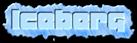Font Metropolitan Demo Iceberg Logo Preview