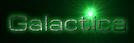 Font Michroma Galactica Logo Preview