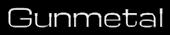 Font Michroma Gunmetal Logo Preview