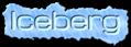 Font Michroma Iceberg Logo Preview
