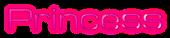 Font Michroma Princess Logo Preview