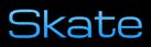 Font Michroma Skate Logo Preview