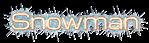 Font Michroma Snowman Logo Preview