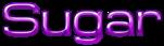 Font Michroma Sugar Logo Preview