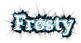 Font Mido Frosty Logo Preview